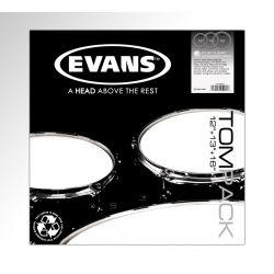 "Evans tompack ec2 sst clear standard (12"",13"",16"")"
