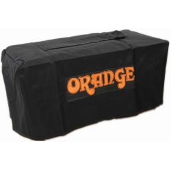 Orange bolsa large head bag