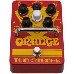 orange pedal boost eq two stroke