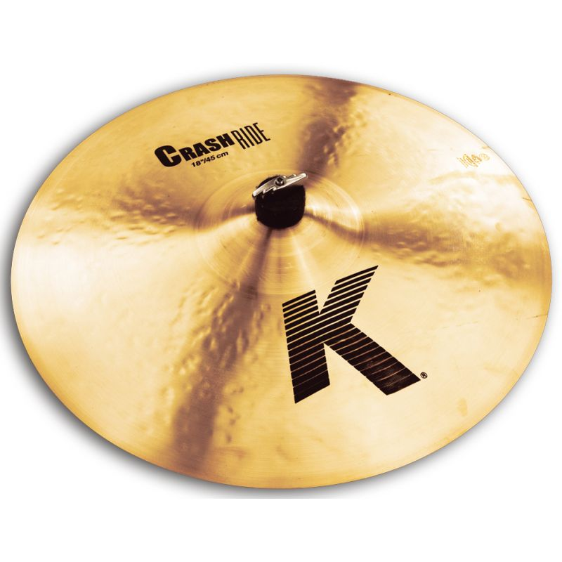 "Zildjian KRK0808 18"" k crash ride - KRK0808"