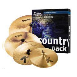 Zildjian PZIK0801C Pack Country
