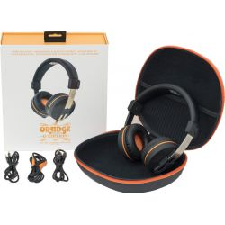 orange orange ''o'' edition headphone