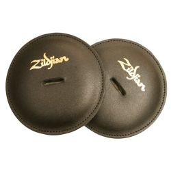 zildjian leather pads pair