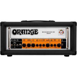 orange cabezal rockerverb 100h mk3 bk