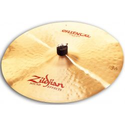 zildjian SOA0621 CRASH 20 ORIENTAL CRASH OF DOOM
