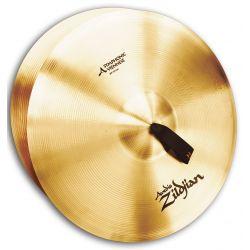 zildjian ZOA0449 SYMPHONIC 20 AZ VIENNESE TONE Par