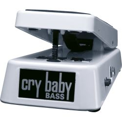 Dunlop fx bajo crybaby wah wah 105q
