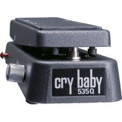 Dunlop fx crybaby wah wah 535q negro