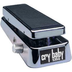 Dunlop fx crybaby wah wah 535q cromado