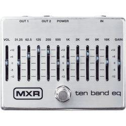 dunlop fx ecualizador 10 bandas