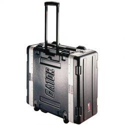 "GATOR RACK FLIGHT 19"" CON RUEDAS / 4 UNIDADES - STANDARD"
