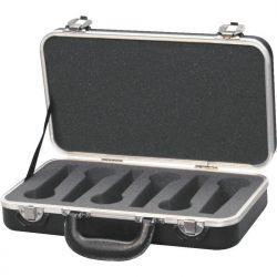 Gator GM-6-PE Estuche para 6 Microfonos