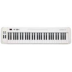 samson teclado usb/midi carbon 61