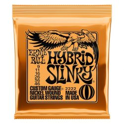 Ernie Ball 2222 HYBRID SLINKY NARANJA (9-46)