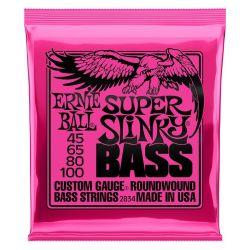 ERNIE BALL EB2834 SUPER SLINKY 45-100 BAJO