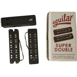 AGUILAR SET SUPER doble 5 CUERDAS FORMAT D4