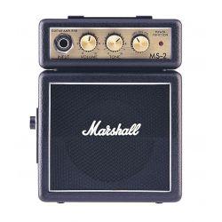 Marshall MS-2 mini 2w amplificador de guitarra