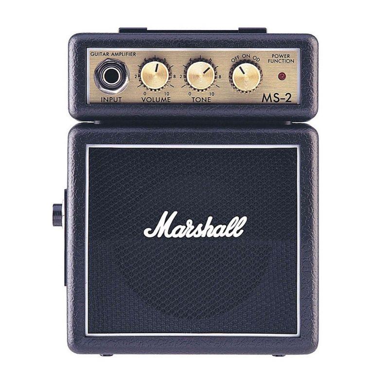 Compra Marshall ms-2 mini 2w amplificador de guitarra al mejor precio