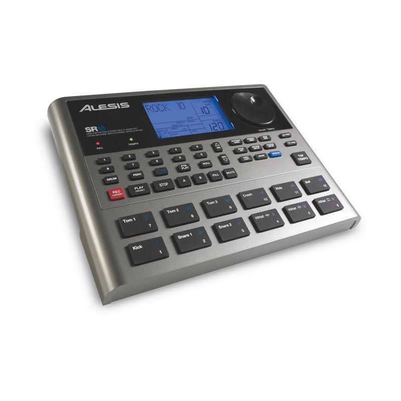 Compra Alesis sr18 caja de ritmos al mejor precio