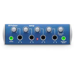 presonus hp4 - amplificador de auriculares
