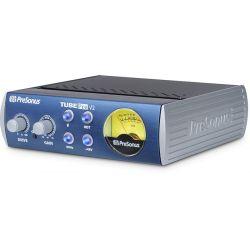 presonus tube pre v2 preamplificador para instrumento/micro
