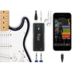 IK Multimedia IRIG HD-2 interfaz de audio