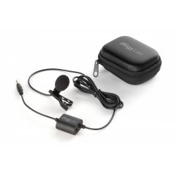 ik multimedia mic lav micrófono lavalier