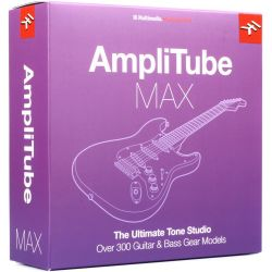 IK Multimedia AMPLITUBE MAX HCD