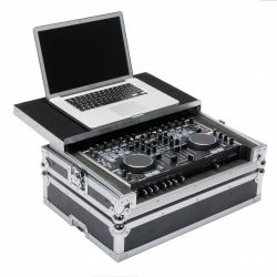 magma dj controller workstation mc6000 black/silver