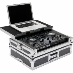 magma dj controller workstation s2 black/silver