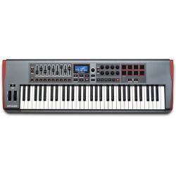 novation impulse 61 controlador midi usb