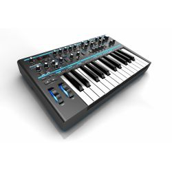 novation bass station ii sintetizador analogico de 25 teclas