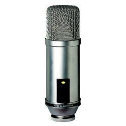 rode broadcaster micrófono condensador