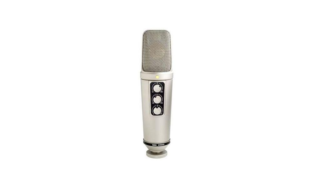 Compra rode nt2000 micrófono condensador al mejor precio