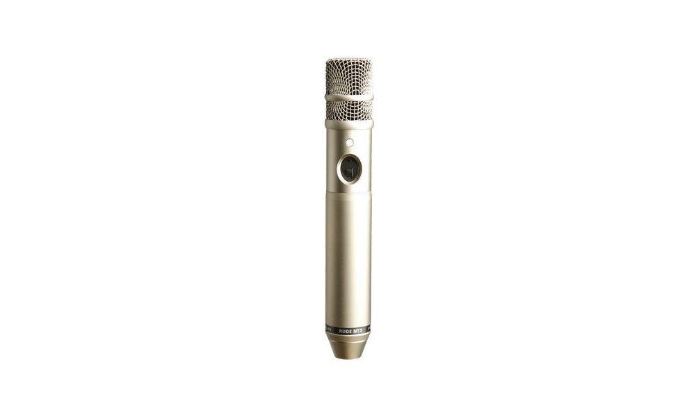 Compra rode nt3 micrófono condensador al mejor precio