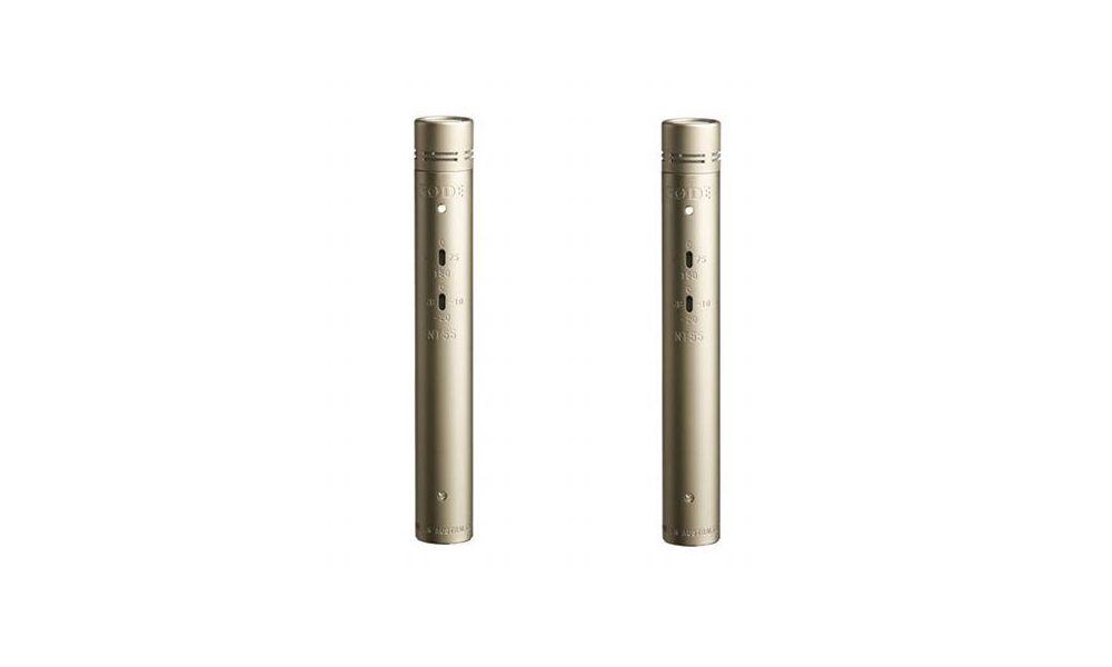 Compra rode nt55-mp micrófonos condensador al mejor precio