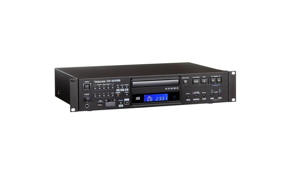 Compra tascam cd-200sb al mejor precio