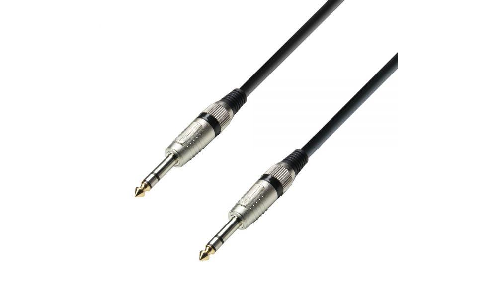 Compra Adam Hall cable jack st jack st 9cm 3 star al mejor precio