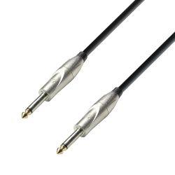 Compra Adam Hall 3 star 9 mts cable jack jack 6.3 mono al mejor precio