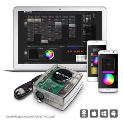 Cameo DVC Interfaz USB a DMX con 512 canales