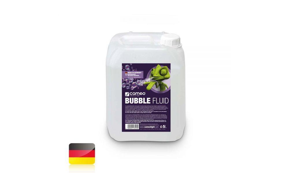 Compra Cameo BUBBLE FLUID 5L - liquido pompas burbujas al mejor precio
