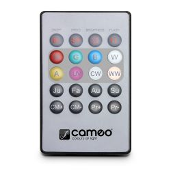 cameo clpflat1remote control remoto