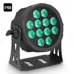 meo FLAT PRO 12 IP65 RGBWA Foco Outdoor 12 x 10 W