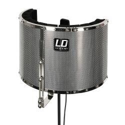 ld systems rf1 Pantalla para Micrófono de estudio
