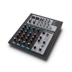 ld systems vibz6 mesa de mezclas 6 canales