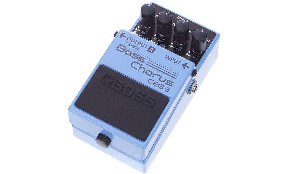 Compra Boss CEB-3 pedal bass chorus al mejor precio