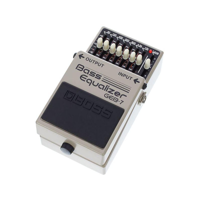 Compra Boss GEB-7 pedal equalizador para bajo al mejor precio