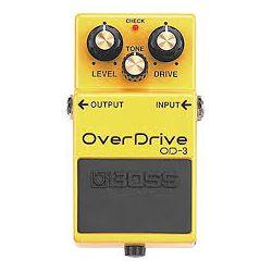 boss od-3 pedal overdrive