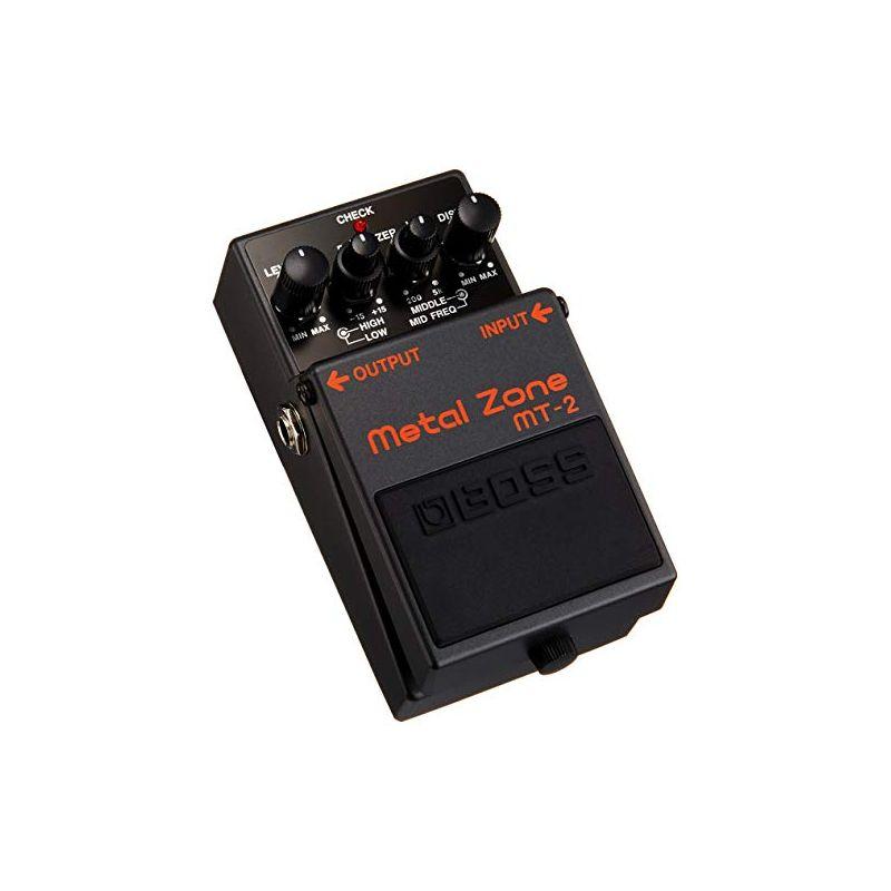 Compra Boss MT-2 pedal metal zone al mejor precio