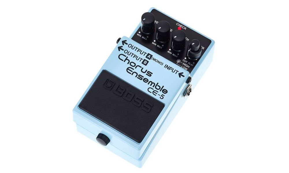 Compra Boss CE-5 pedal chorus ensemble al mejor precio